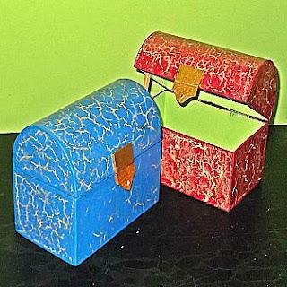 Cofres de Carton Manualidades Faciles de Hacer Cosas Utiles para