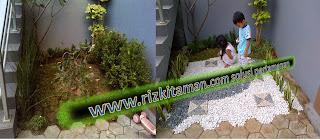 Taman kering solusi untuk lahan sempit | ahli dekorasi taman indoor dan aout door