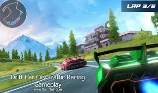 This post i will share with you awesome Car Racing Game Drift Car City Traffic Racer. This Game Develop By Rest Studio. This android racing Game Already Download more then 1,000,000 - 5,000,000 +. also last upgrade 2018, 15 january. beautiful graphics and sound with awesome music. you will fell real car driving feeling.