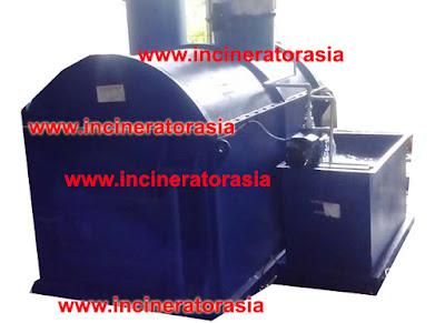 insenerator limbah rumah sakit