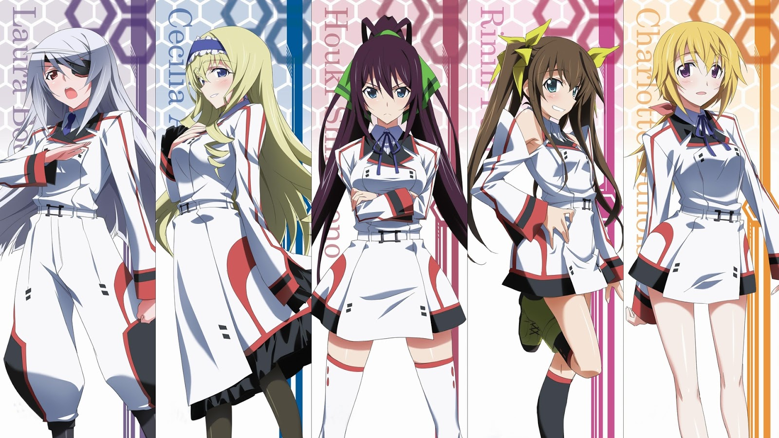 226602 - Infinite Stratos Sub Indo (BD) : Episode 01 – 12 [END] + OVA