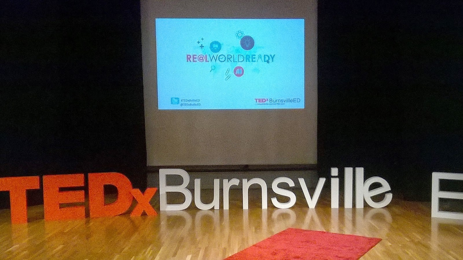 Ideas Worth Spreading: TEDxBurnsville