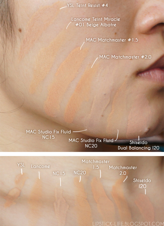 Natural Foundation For Face