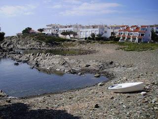 Playa de Caials,Cadaqués
