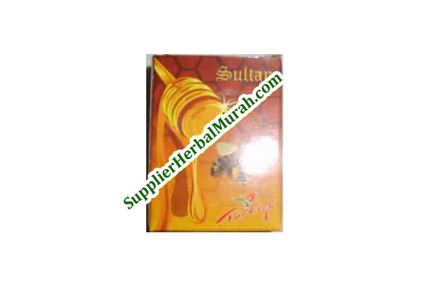 Royal Jelly Sulthan (Import Turki)