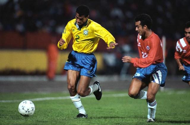Brasil y Chile en Copa América 1993, 21 de junio