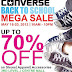 Converse Back to School Mega Sale!