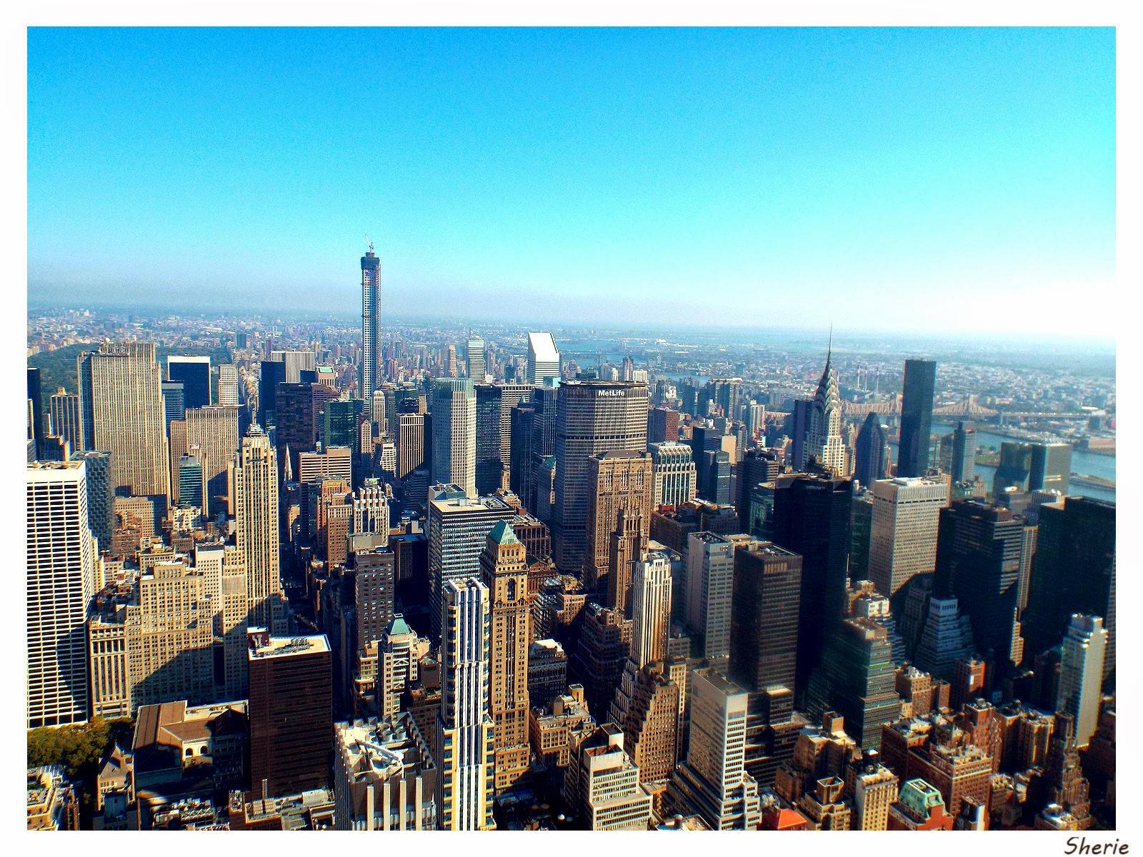 ouverture d 39 une parenth se du haut de l 39 39 empire state building. Black Bedroom Furniture Sets. Home Design Ideas