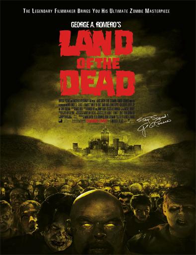 Ver La tierra de los muertos vivientes (2005) Online