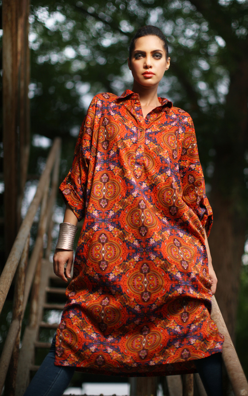 Khaadi Pret New Spring Summer 2013 Fashion Trends By