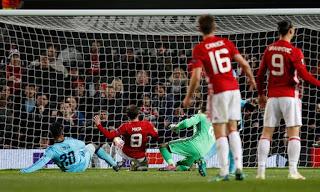 Mata's Goal Against Feyenoord
