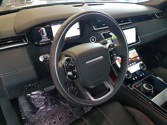 Land Rover Velar - Brasil
