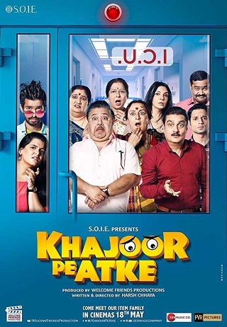 Khajoor Pe Atke 2018 Full Hindi Movie Download 700MB PreDVDRip x264