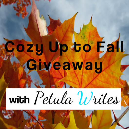Cozy Up with Fall Giveaway