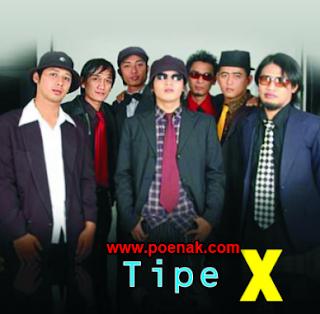Lagu Band Lama Tipe X
