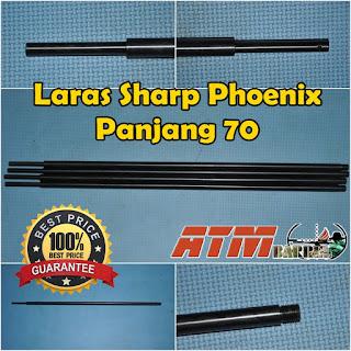 Laras Senapan Angin Sharp Phoenix OD 13-70