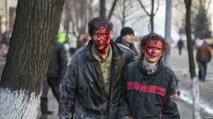 """""""Радио Свобода"""" о Майдане: прошло всего три года, а как все изменилось"""