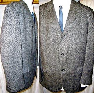http://www.ebay.com/itm/Vintage-McCabe-Briggs-Charcoal-Gray-wool-Herringbone-Sack-Jacket-Oxford-44L-GUC-/131995553996?hash=item1ebb8c50cc:g:hcUAAOSwCQZZC5P3