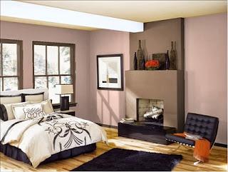 Dormitorio relajante acogedor