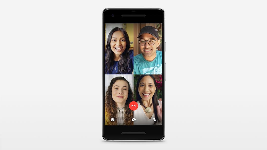 """مكالمات الفيديو الجماعية والصوتية WhatsApp Rolls Out """"Group Video Calling"""" لنظام التشغيل Android و iOS: إليك كيفية استخدامه"""