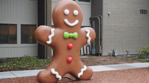 Gingerbread adalah nama Android G