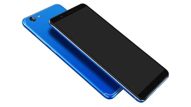 Vivo V7 + स्मार्टफोन का ब्लू कलर वेरिएंट हुआ लॉन्च
