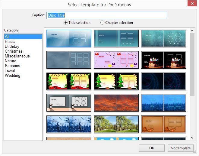DVDStyler: scarica l'applicazione opensource di authoring DVD gratuita
