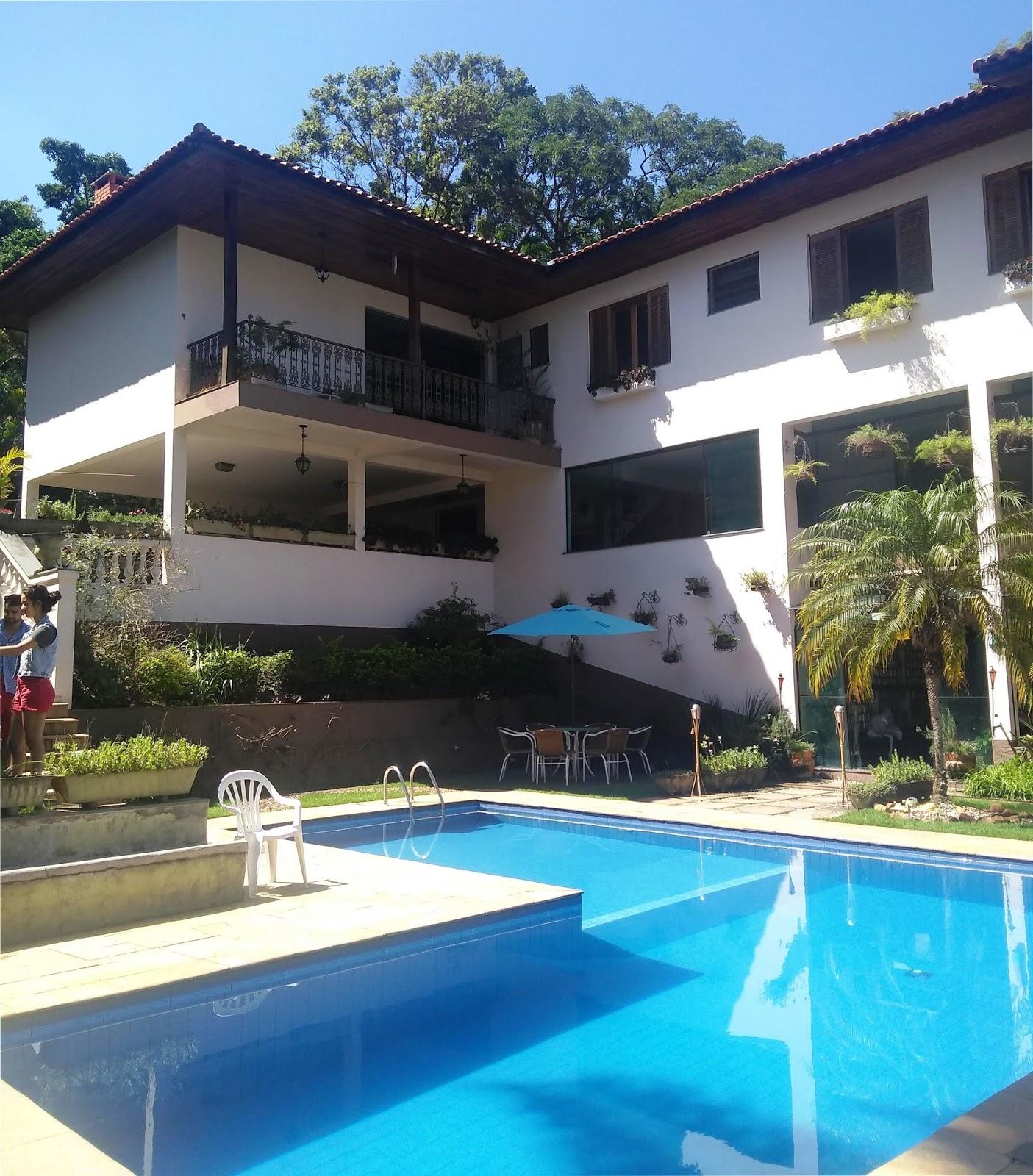 Local em São Paulo alugado no Airbnb