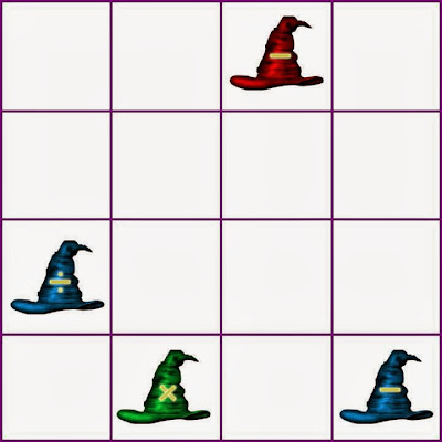 Famous Logical Picture Grid Puzzle