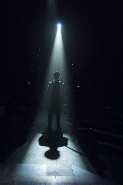 Stage Spotlight Silhou...