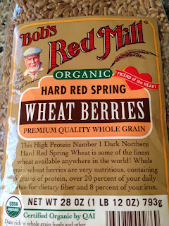 Bob's Red Mill Wheat Berries