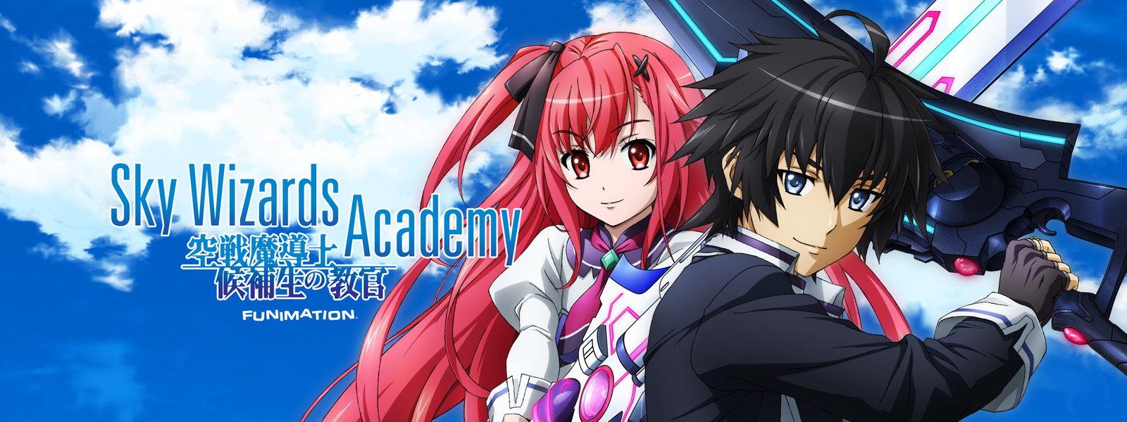 Sky Wizard Academy