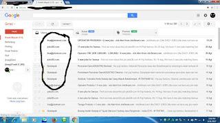 cara membuat nama email saat ingin melamar via email