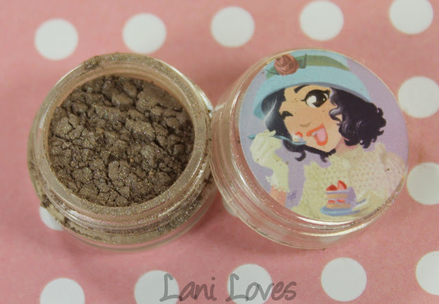 Innocent + Twisted Alchemy Teacups & Scones Eyeshadow Swatches & Review