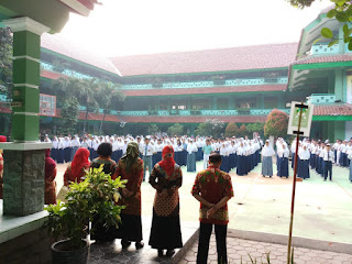 MPLS Activities Academic Year 2018-2019 at Public High School 110