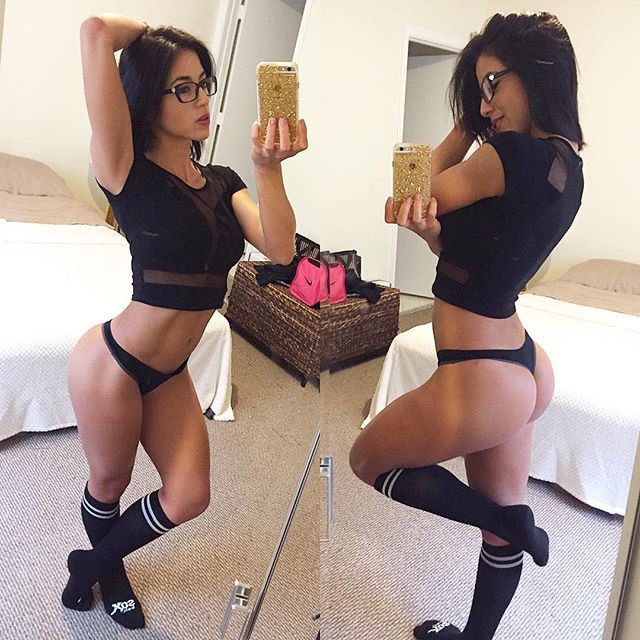 Fitness Model NATALIA BERNAL