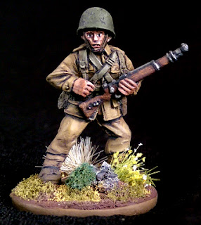 28mm Polish Poland Infantry Miniature First to Fight Warlord Games Bolt Action