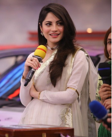 Neelum Muneer & Ahmed Shehzad Appeared in Jeeto Pakistan Today