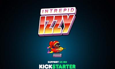 Intrepid Izzy, les différentes news - Page 3 Izzy