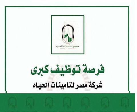 وظائف مصر للتامين لجميع المؤهلات العليا والمتوسطة والعادية 2018