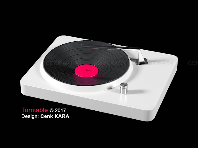 Turntable washbasin