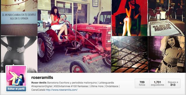 Mis fotos en Instagram están... aquí :))