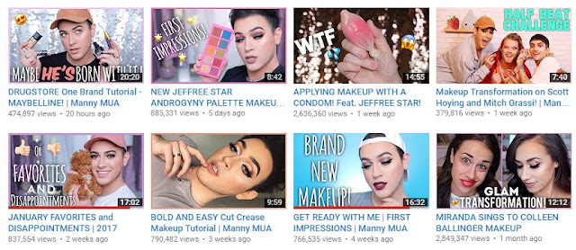Manny Mua YouTuber