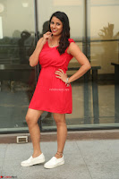 Shravya Reddy in Short Tight Red Dress Spicy Pics ~  Exclusive Pics 008.JPG