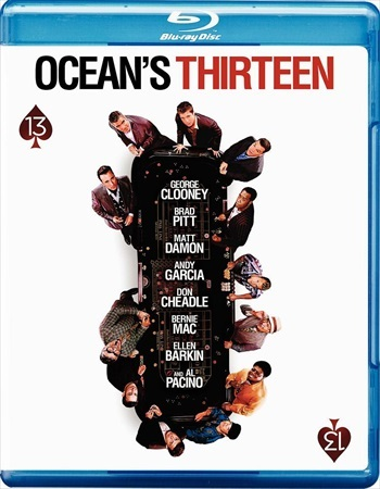 Oceans Thirteen 2007 Dual Audio Hindi Bluray Download