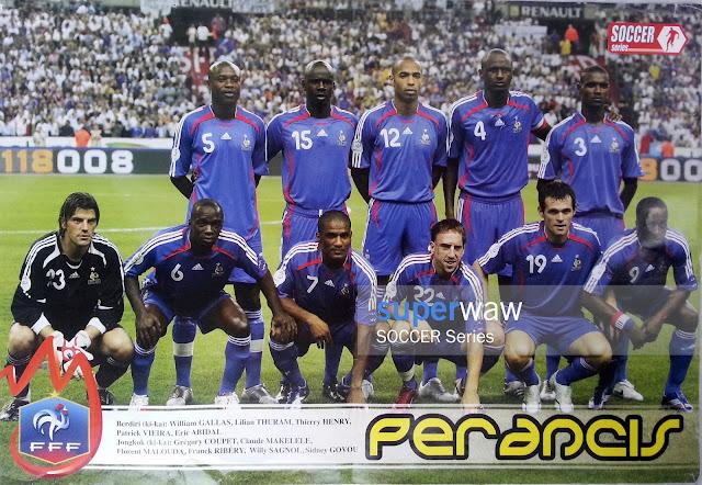 Prancis 2006