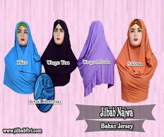Jilbab Instan Model Eksklusif Hoodie Harga Murah Ada Disini