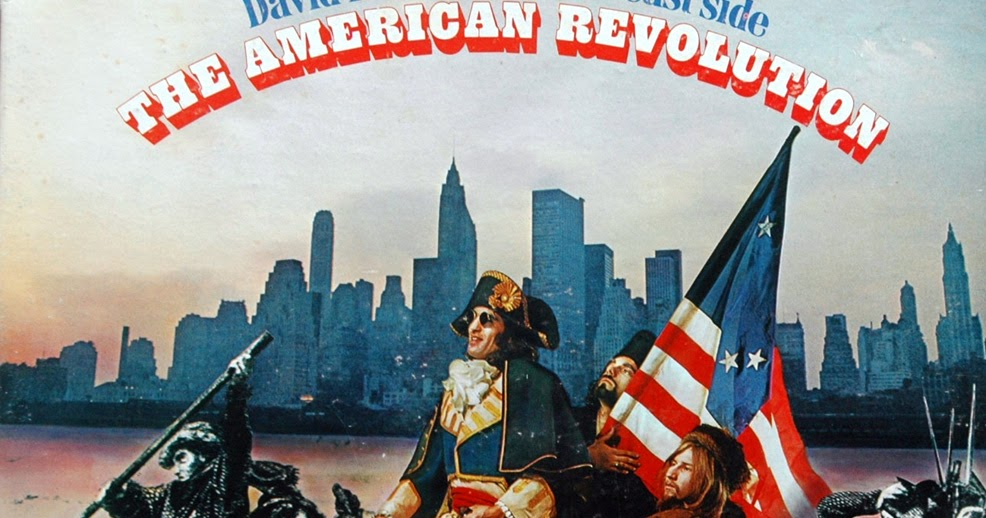 David Peel The Lower East Side Santa Claus Rooftop Junkie