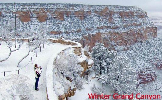 Winter Grand Canyon