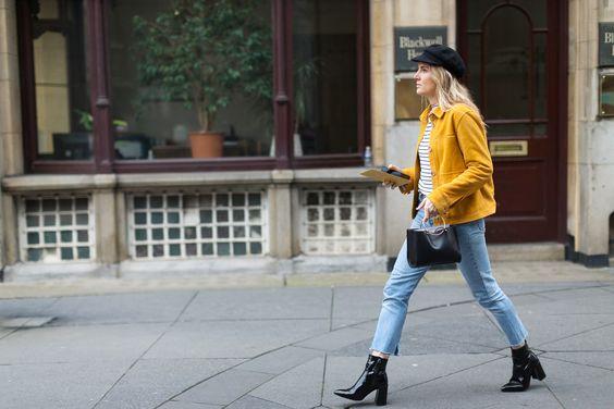Harper's Bazaar LFW Street Style - Lucy Williams